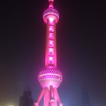 Shanghai - Oriental Pearl TV Tower