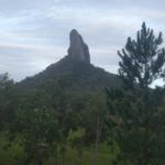 Glasshouse Mountains - Mount Coonowrin